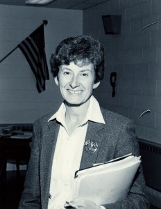 Lola Greene, Teacher